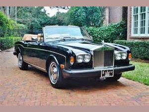 photo Rolls Royce Corniche mk1
