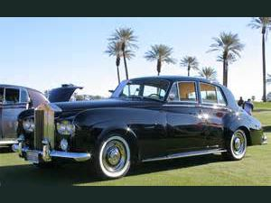 photo Rolls Royce Silver Cloud mk3