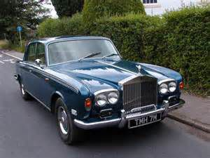 photo Rolls Royce Silver Shadow