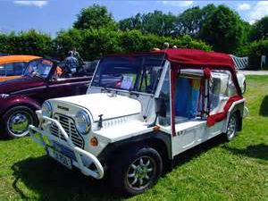 photo Mini Moke