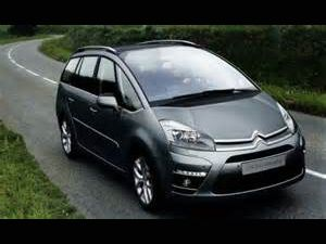photo Citroen C4 grand Picasso  (mk1)