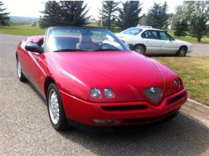 photo Alfa Romeo Spider [916]  (phase 1)
