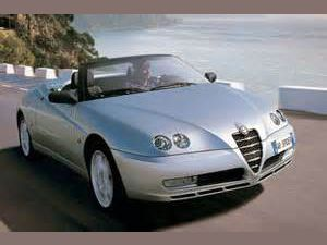 photo Alfa Romeo Spider [916]  (phase 2)