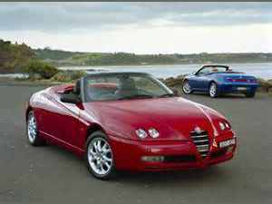 photo Alfa Romeo Spider [916]  (phase 3)