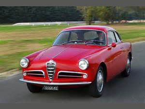 photo Alfa Romeo Giulietta