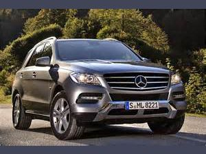 photo Mercedes ML [W166]