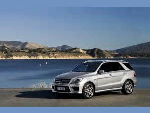 photo Mercedes ML 63 AMG [W166]