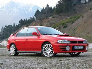 photo Subaru Impreza [GC/GF/GM]