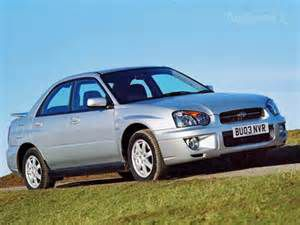photo Subaru Impreza [GD/GG]