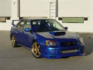 photo Subaru Impreza WRX STI [GD/GG]