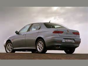 photo Alfa Romeo 156 V6 2,5l