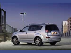 photo Mitsubishi Outlander  (mk2)