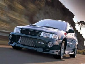 photo Mitsubishi Lancer Evolution  (phase 5)