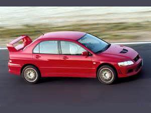 photo Mitsubishi Lancer Evolution  (phase 7)
