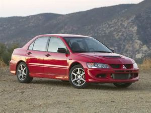 photo Mitsubishi Lancer Evolution  (phase 8)