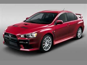photo Mitsubishi Lancer Evolution  (phase 10)