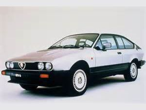 photo Alfa Romeo Alfetta GTV