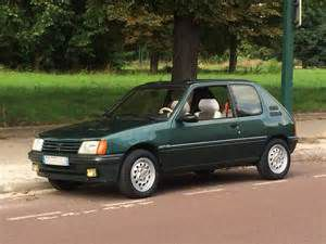 photo Peugeot 205 Roland Garros