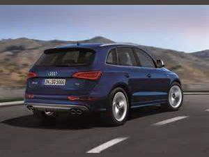 photo Audi SQ5 TDI  (mk1)