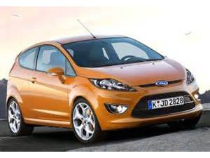 photo Ford Fiesta  (mk6)