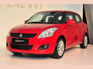 photo Suzuki Swift  (mk3)