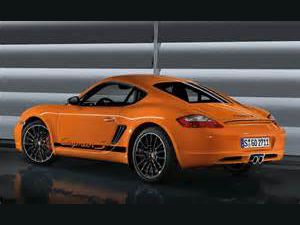 photo Porsche Cayman S [987]