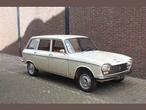 photo Peugeot 204 Break