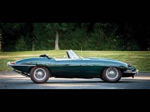photo Jaguar Type E cabriolet