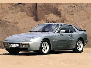photo Porsche 944 Turbo