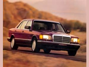 photo Mercedes Classe S (SE/SEL) [W126]