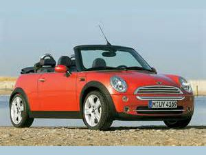 photo Mini Mini cooper S cabriolet [R53]