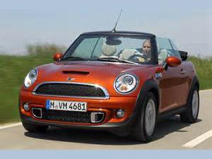 Car Valuation Evolution Mini Mini Cooper S Cabriolet R59 2006