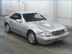 photo Mercedes SL 500 [R129]