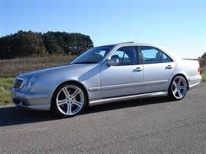 photo Mercedes Classe E AMG (E36 - E50 - E55 - E60) [W210]