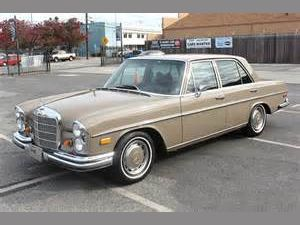 photo Mercedes Classe S [W108/W109]