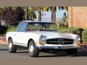 photo Mercedes Pagode 230 SL [W113]