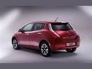 photo Nissan Leaf  (mk1)