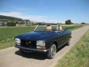 evolution de la cote peugeot 204 304 cabriolet 1965 1980 en france. Black Bedroom Furniture Sets. Home Design Ideas