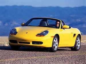 photo Porsche Boxster S [986]