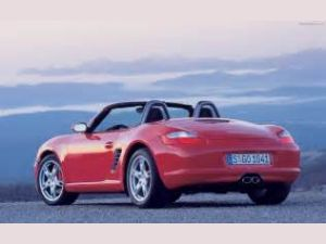 photo Porsche Boxster S [987]