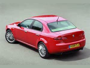 photo Alfa Romeo 159