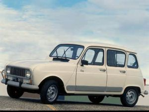photo Renault R4