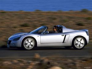 photo Opel Speedster atmo