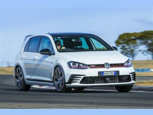 photo Volkswagen Golf GTI  (mk7)