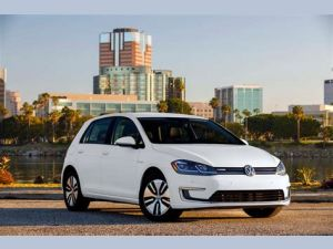 photo Volkswagen e-Golf  (mk7)