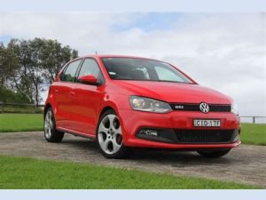 photo Volkswagen Polo GTI  (mk5)