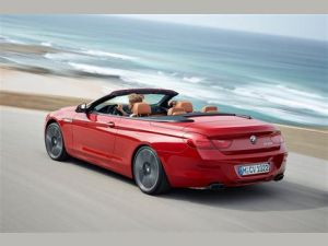photo BMW Série 6 cabriolet [F12/F13/F06]