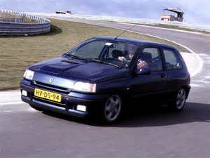 photo Renault Clio 16s  (mk1)