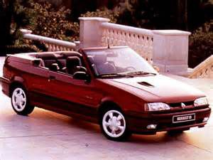 photo Renault R19 cabriolet