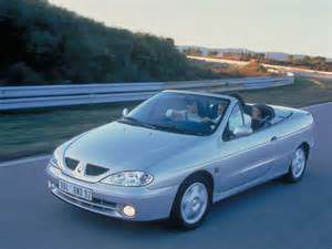 photo Renault Megane cabriolet  (mk1)